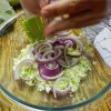 Recipe: 24 Hour Slaw with Hot Dressing