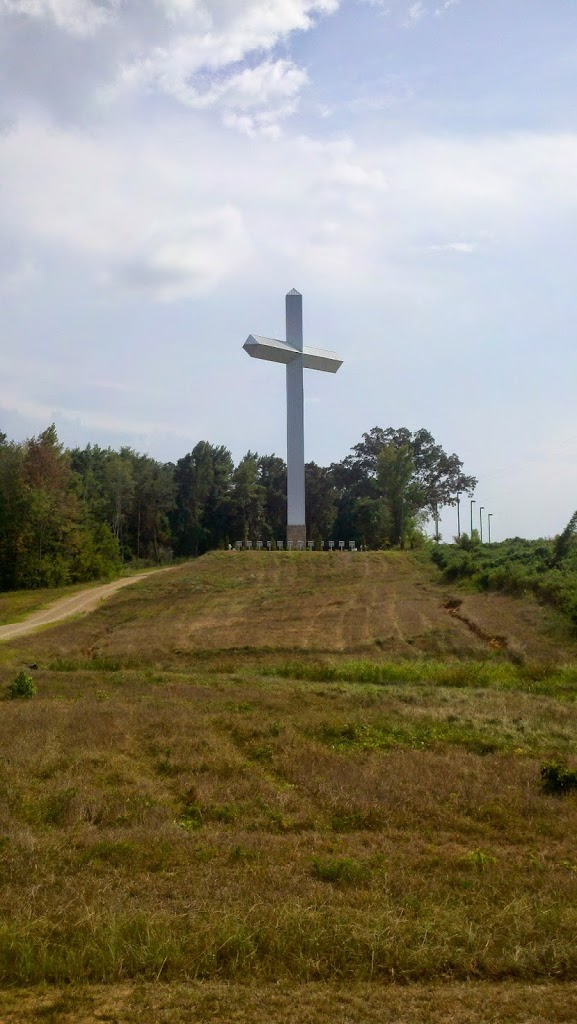 A Cross with No Church