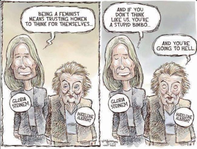 Albright-Steinem