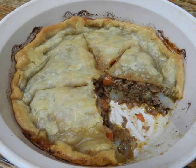 Recipe: Beef Steak Pie Big Food, Big Garden, Big Life