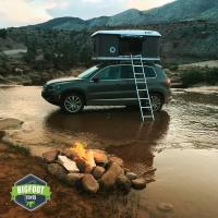 Explorer Series Hard Shell Roof Top Tent