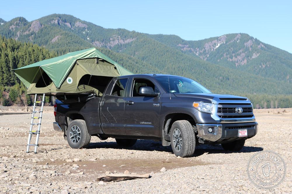 ranger series roof top tent quick car top tent