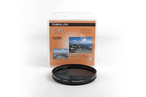 marumi - filtro polarizzatore circolare bigfototaranto