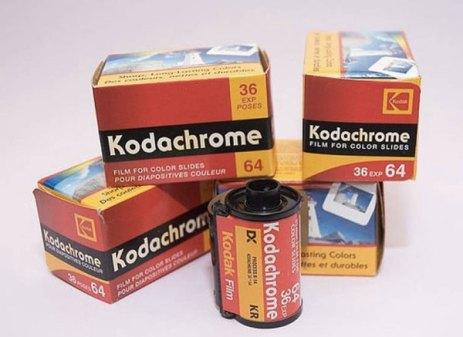 Kodachrome - pellicole Bigfototaranto