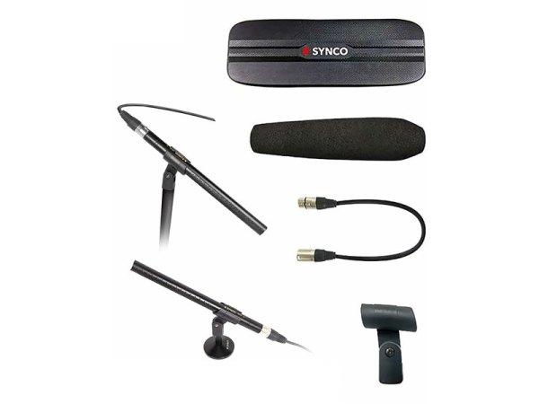 synco-mic-d2-10-microfono-shotgun-ipercardioide-condensatore-kit-bigfototaranto