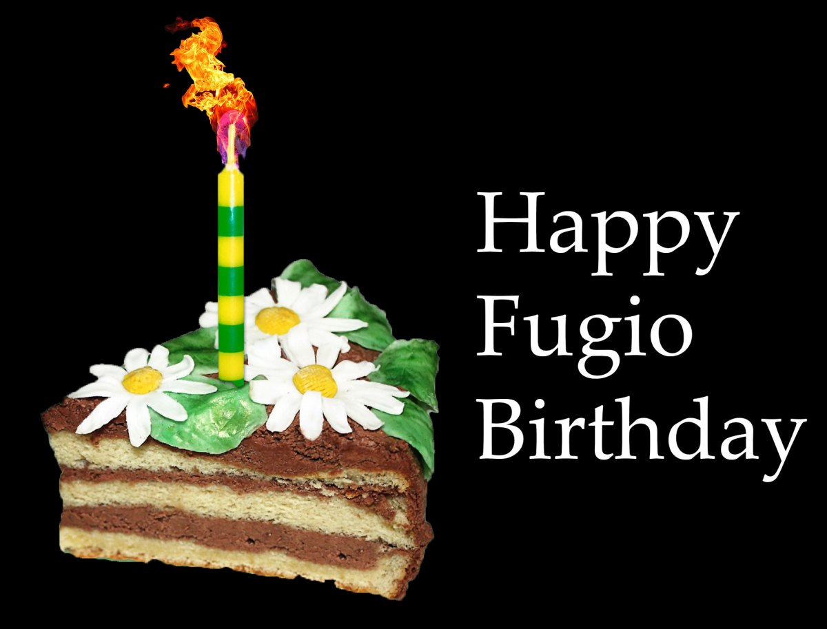 Fugio Friday: One (and a bit) Years Old