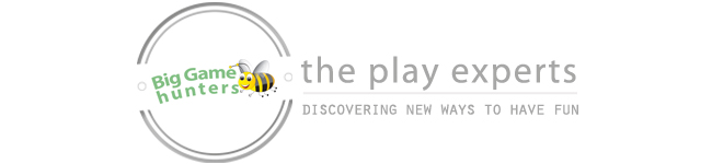 the play experts blog - Big Game Hunters