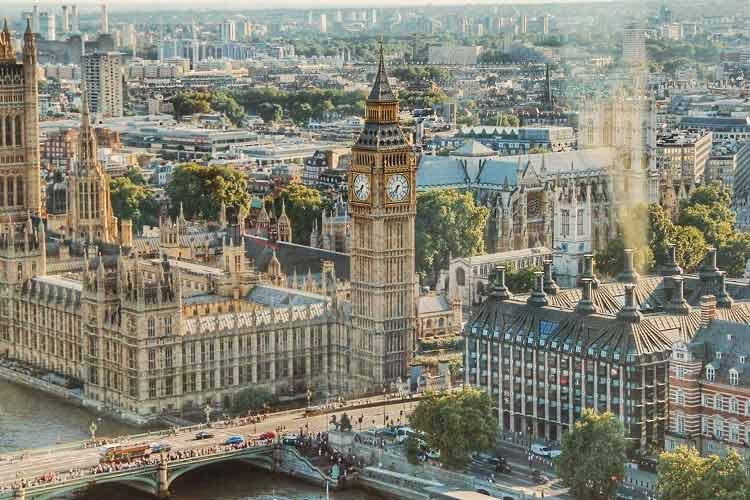 Big Ben - iconic London landmark
