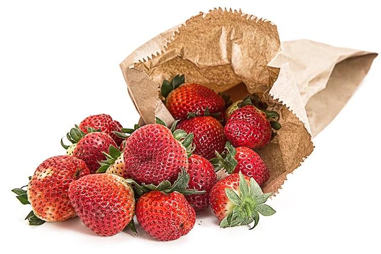strawberry pancake day topping