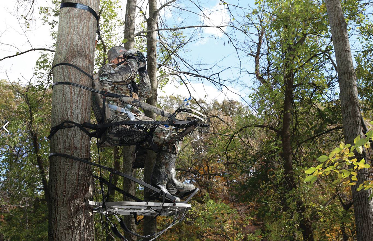 Ladder Tree Stand Parts