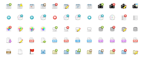 Spirit20 Icons by 19Eighty7