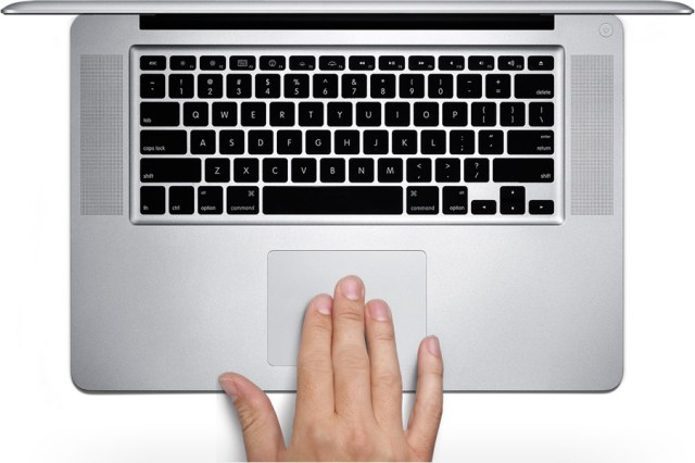 Macbook Pro Trackpad