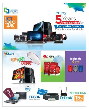 BD ICT Expo Offer from CSL