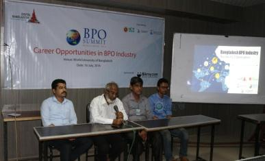 BPO Summit Activation- World University