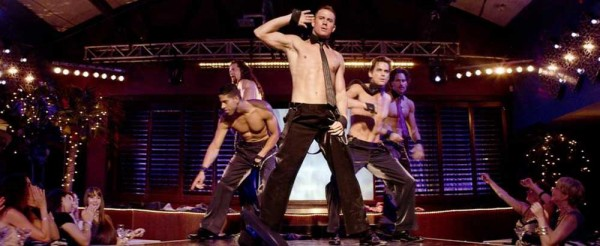 Channing Tatum & co. in Magic Mike