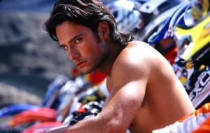 Rodrigo Santoro shirtless