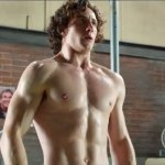 Aaron Johnson Shirtless in Kick-Ass 2