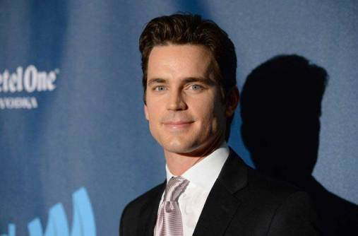 Matt Bomer at the GLAAD Media Awards