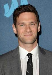 Justin Bartha at the GLAAD Media Awards