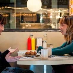 Daniel Radcliffe & Zoe Kazan in The F Word
