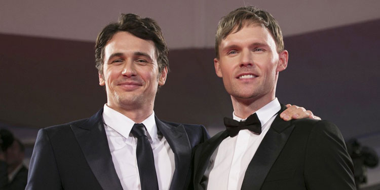 James Franco & Scott Haze