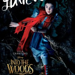 "Lilla Crawford (Broadway's ""Annie"") makes her feature-film debut as Little Red Riding Hood, a smart and spunky girl who journeys into the woods, finding unexpected adventures along the way."