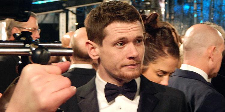 EE BAFTA Rising Star winner Jack O'Connell