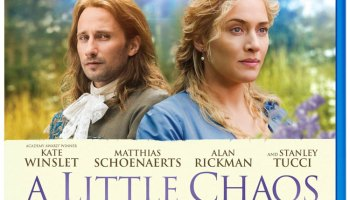 A Little Chaos Trailer - Kate Winslet returns to period