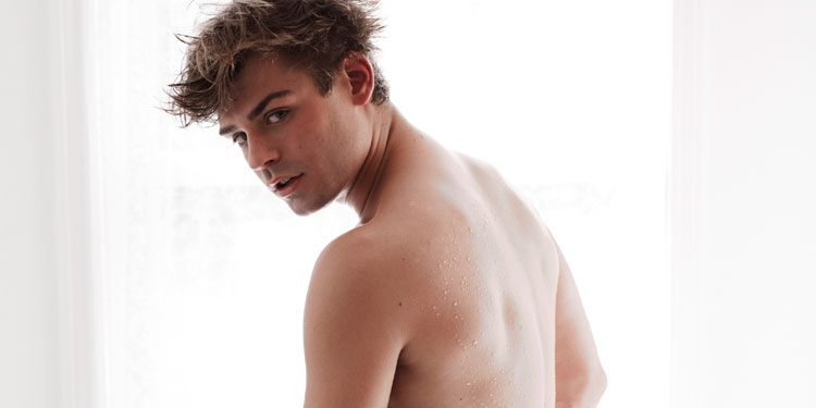 Garrett Clayton in King Cobra