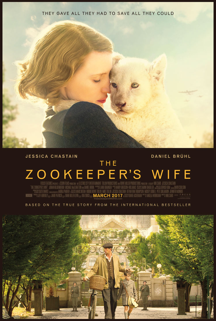 zookeepers-wife-poster