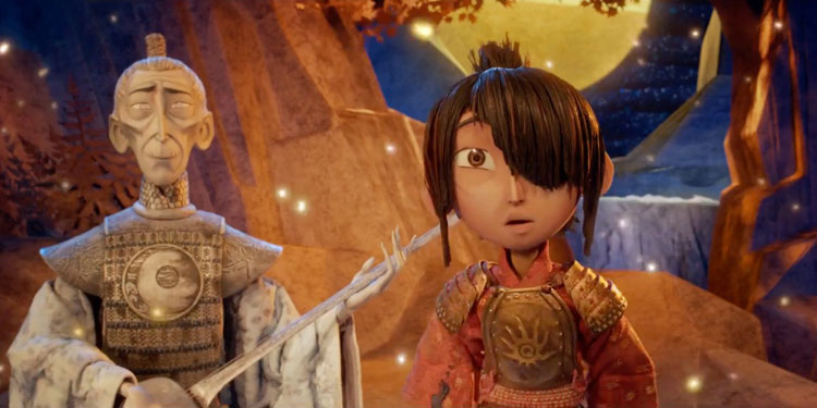 """Kubo and the Two Strings (Blu-ray Review)<span class=""""pt_splitter pt_splitter-1""""> – Into Laika's incredible stop-motion Samurai world</span>"""