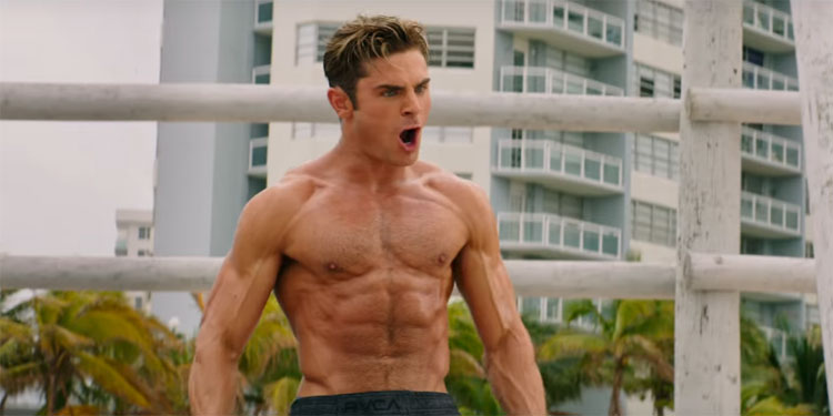 """Baywatch Red Band Trailer<span class=""""pt_splitter pt_splitter-1""""> – Zac Efron & The Rock offer up more shirtlessness (& F-bombs)</span>"""