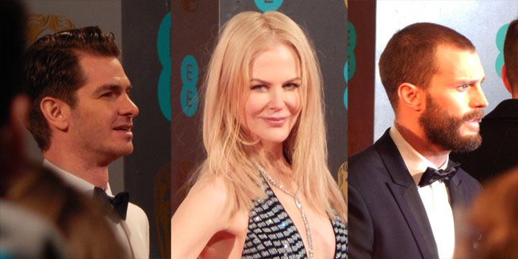 Ee Baftas 2017 Red Carpet Arrivals Gallery  Eddie Redmayne, Meryl Streep, Aaron -2063