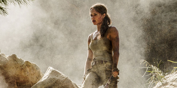 "First Official Look At Alicia Vikander<span class=""pt_splitter pt_splitter-1""> As Lara Croft In Tomb Raider</span>"