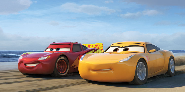 See the Launch Trailer for Cars 3: Driven to Win