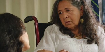 """Gay Short Film Showcase: Amigas With Benefits<span class=""""pt_splitter pt_splitter-1""""> – Love doesn't run smooth for two older Latinx women</span>"""