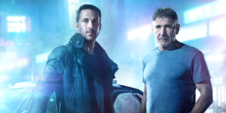 Stunning New BLADE RUNNER 2049 Trailer Released