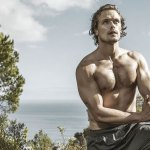 "Crush Of The Day: Outlander's Sam Heughan<span class=""pt_splitter pt_splitter-1""> Strips Shirtless For Men's Health</span>"