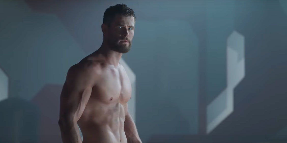 New Thor: Ragnarok Trailer - (Including a shirtless Chris Hemsworth) Plus an ace new poster for Black Panther