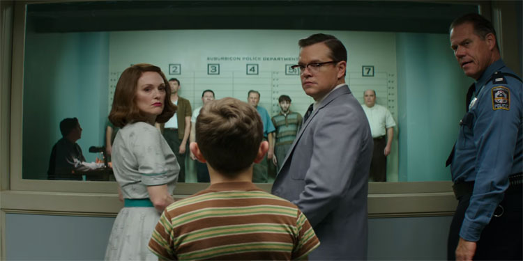 New Trailer For George Clooney's Suburbicon