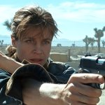"Linda Hamilton Will Be Back As Sarah Connor<span class=""pt_splitter pt_splitter-1""> In A New Terminator Movie</span>"