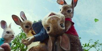 "Peter Rabbit Trailer<span class=""pt_splitter pt_splitter-1""> – Beatrix Potter's classic character gets the CGI treatment & James Corden's voice</span>"