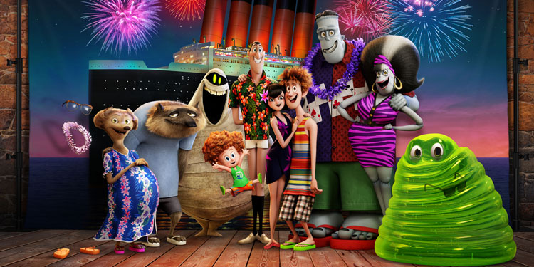 HOTEL TRANSYLVANIA 3: SUMMER VACATION - Official Trailer (HD)