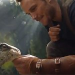 "It's Chris Pratt & A Baby Dino In The <span class=""pt_splitter pt_splitter-1"">First Jurassic World: Fallen Kingdom Footage</span>"