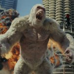 "New Rampage Trailer<span class=""pt_splitter pt_splitter-1""> – Dwayne Johnson gets his very own giant gorilla monster movie</span>"
