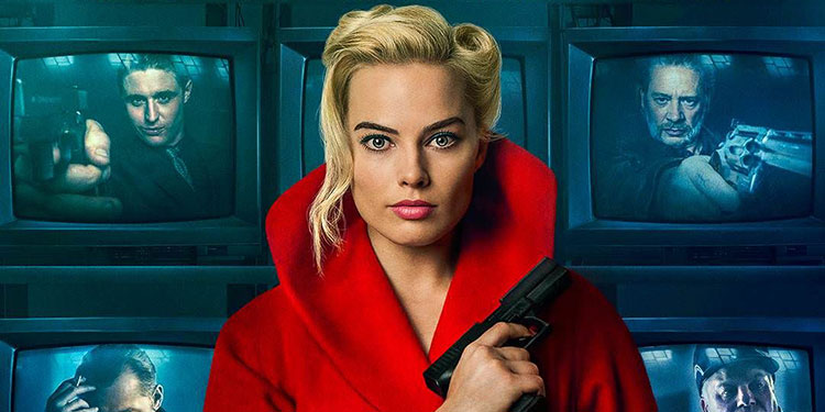 New Trailer Lands For Dark Margot Robbie Thriller 'Terminal'
