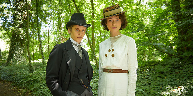 Colette Trailer - Keira Knightley takes on a bisexual French legend - Big Gay Picture Show