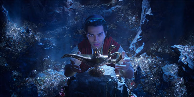 Aladdin Teaser Trailer - Guy Ritchie directs Disney's latest live-action musical adaptation - Big Gay Picture Show