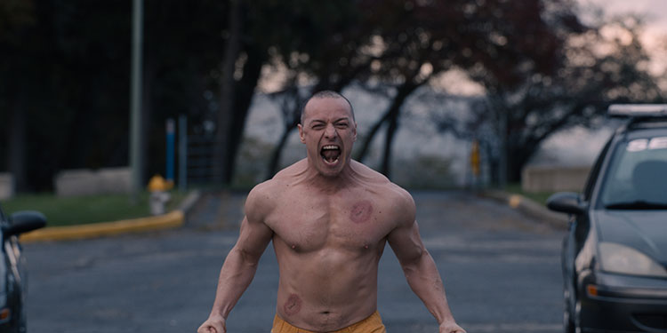 New Glass Trailer – The worlds of Unbreakable and Split meet (including a ripped James McAvoy) - Big Gay Picture Show