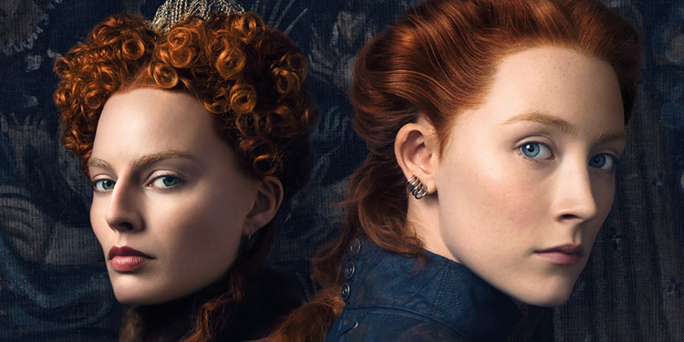 Mary Queen of Scots Trailer - Saoirse Ronan & Margot Robbie get Elizabethan - Big Gay Picture Show